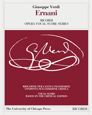 Ernani [Critical Edition]