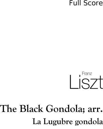 La Lugubre Gondola