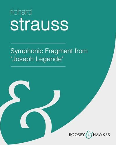 "Symphonic Fragment from ""Joseph Legende"""