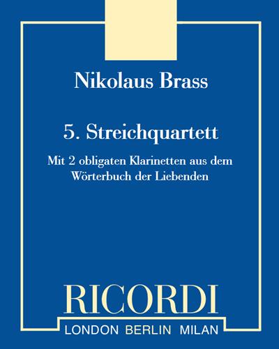 5. Streichquartett