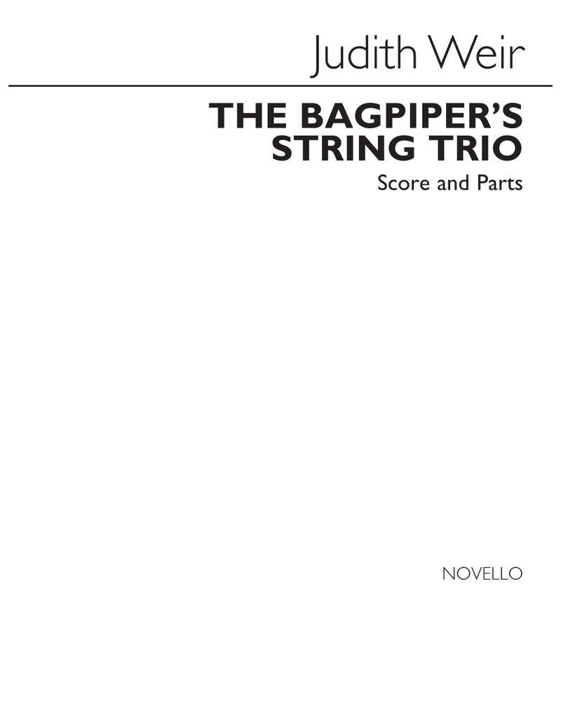 The Bagpiper's String Trio