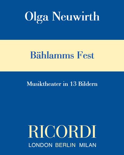 Bählamms Fest