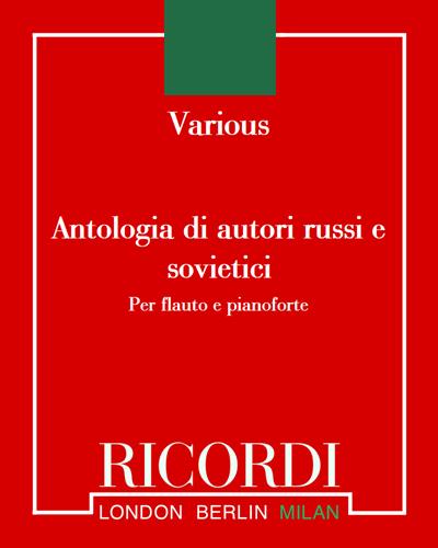 Antologia di autori Russi e Sovietici - Fascicolo 2