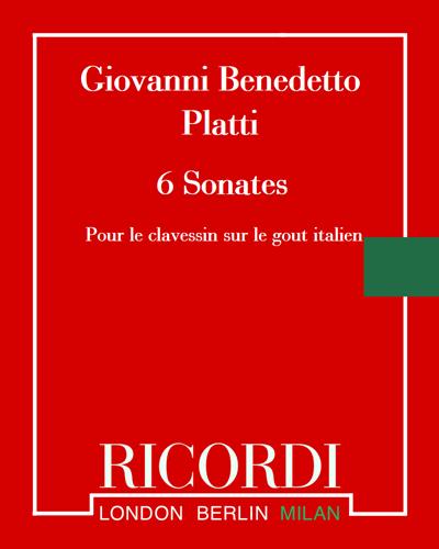 6 Sonates