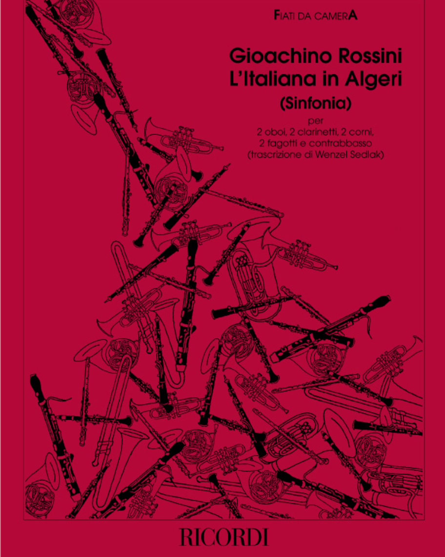 L'italiana in Algeri - Sinfonia