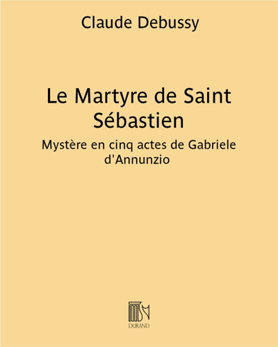 Le Martyre de Saint Sébastien