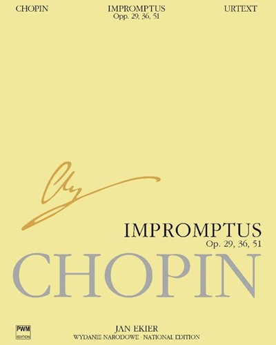 Impromptus (National Edition)