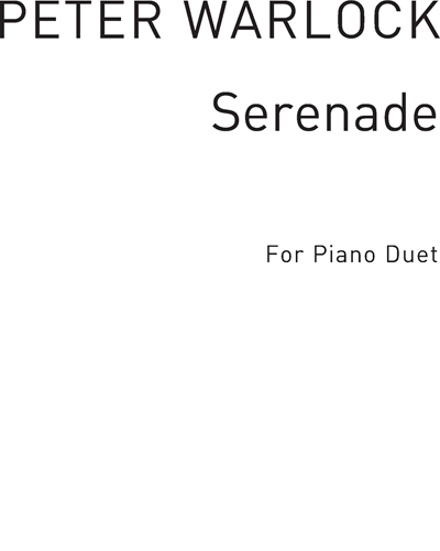 Serenade for Frederick Delius