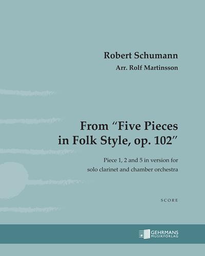 Five Pieces, Op. 24 Heft II, No.5