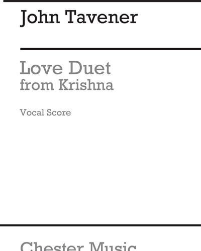 Love Duet from Krishna