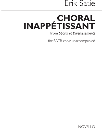 Choral inappétissant