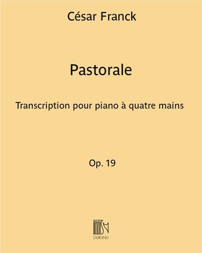 Pastorale Op. 19