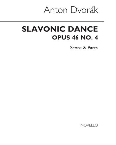 Slavonic Dance, Op. 46 No. 4