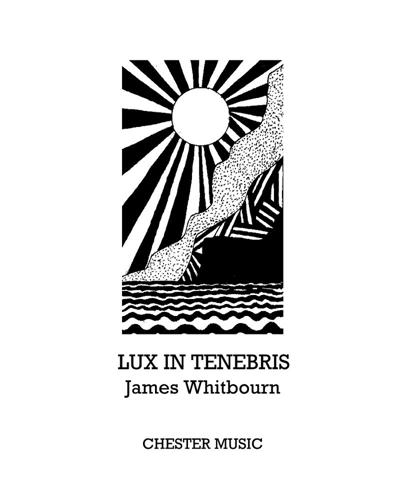 """Lux in tenebris (No. 1 from """"Luminosity"""")"""