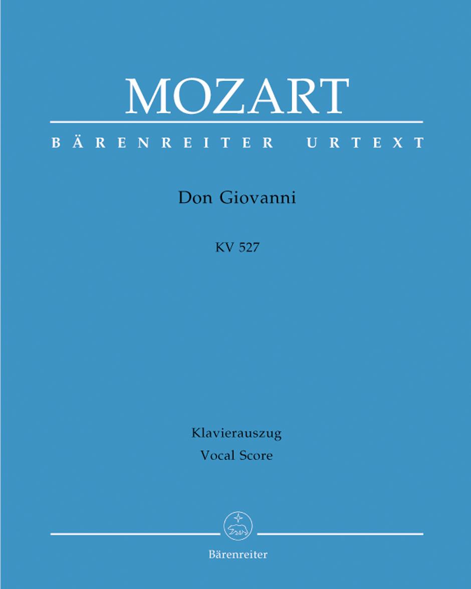 Il dissoluto punito ossia il Don Giovanni K. 527
