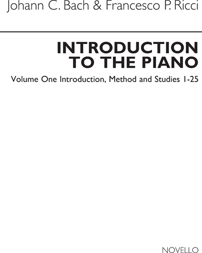 Introduction to the Piano Vol. 1