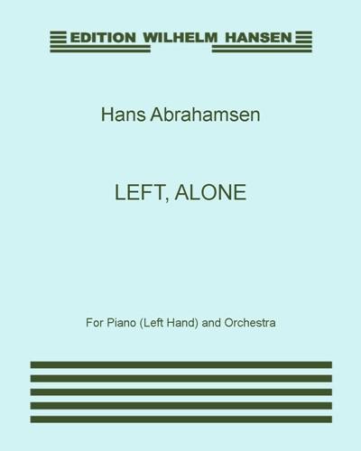 Left, Alone