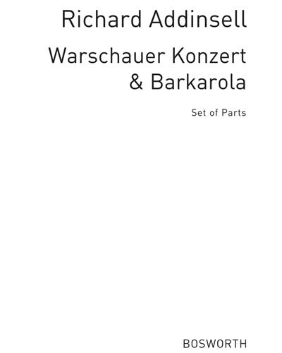 Warschauer Konzert & Barkarola
