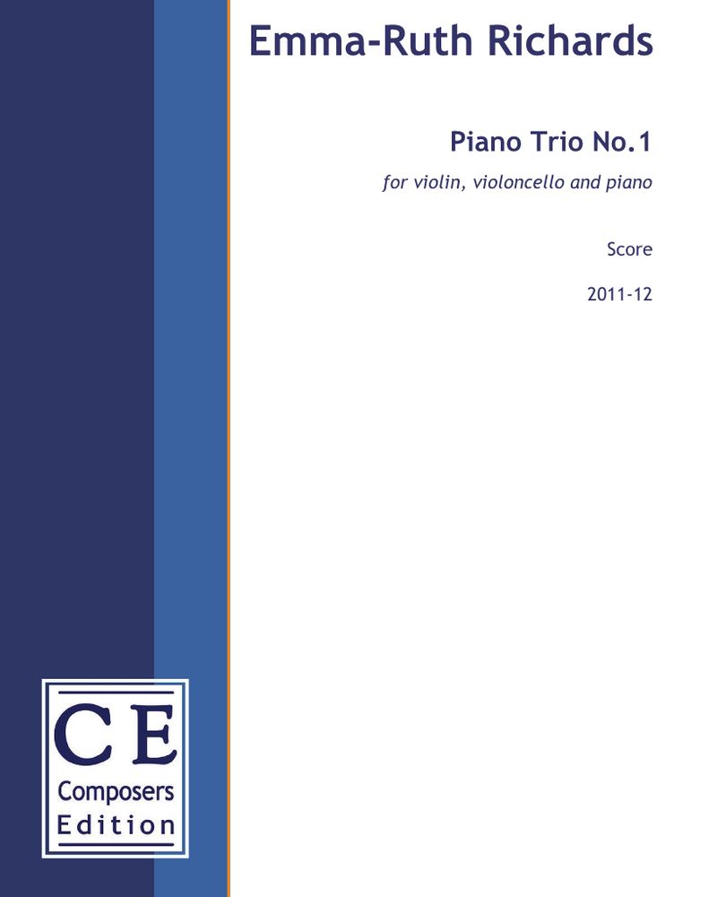 Piano Trio No.1