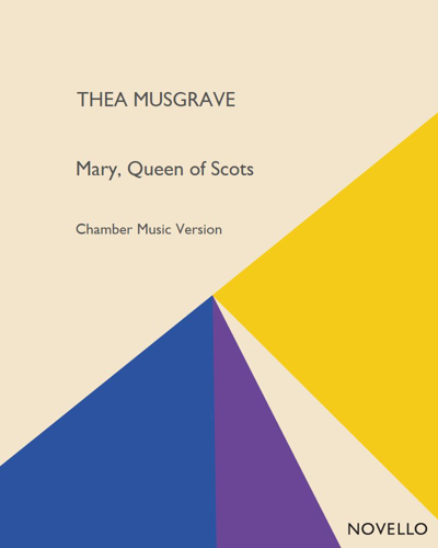 Mary, Queen of Scots (Chamber Music Version)