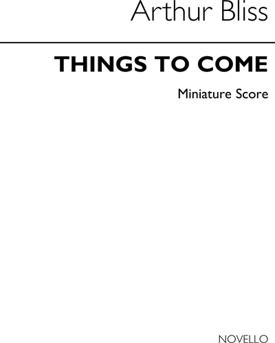 """Concert Suite from """"Things to Come"""""""