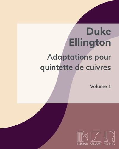 Adaptations pour quintette de cuivres Vol. 1