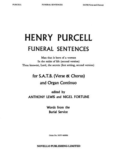 Funeral Sentences