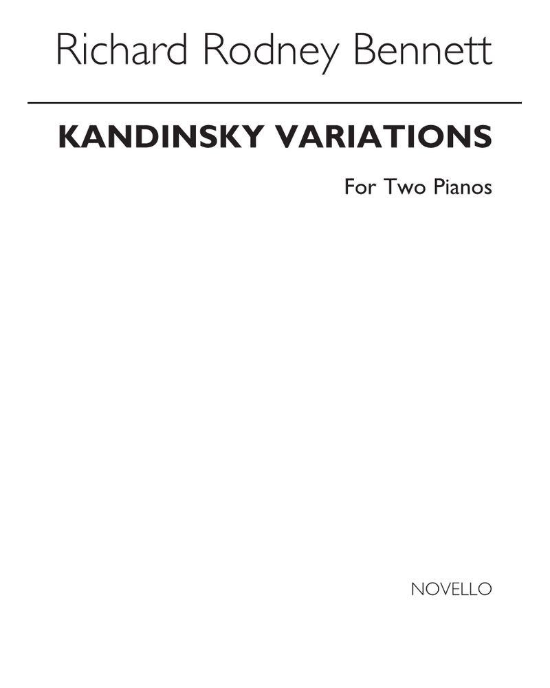 Kandinsky Variations