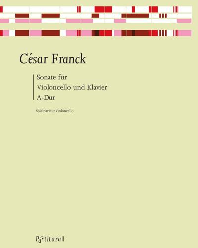 Sonata A Major for Violoncello and Piano
