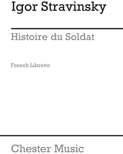 Histoire du Soldat, Premiere Partie