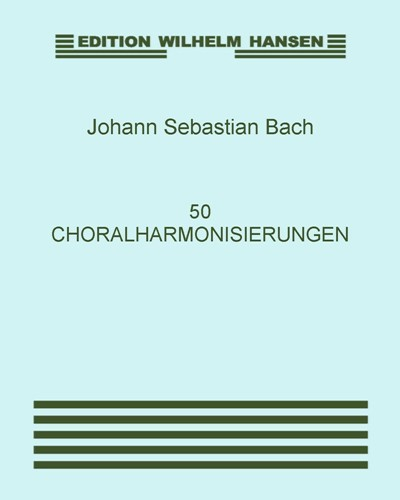 50 Choralharmonisierungen