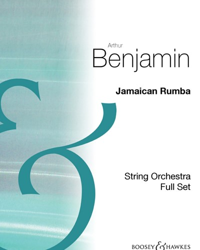 Jamaican Rumba (for Ensemble)