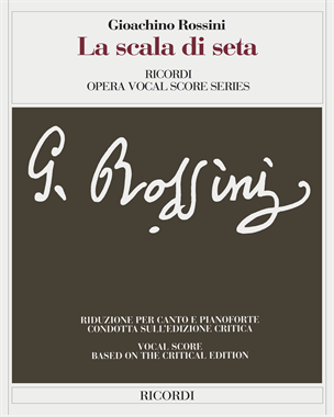 La scala di seta [Critical Edition]