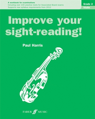 Improve Your Sight-Reading Violin: Grade 2 Extra Stage