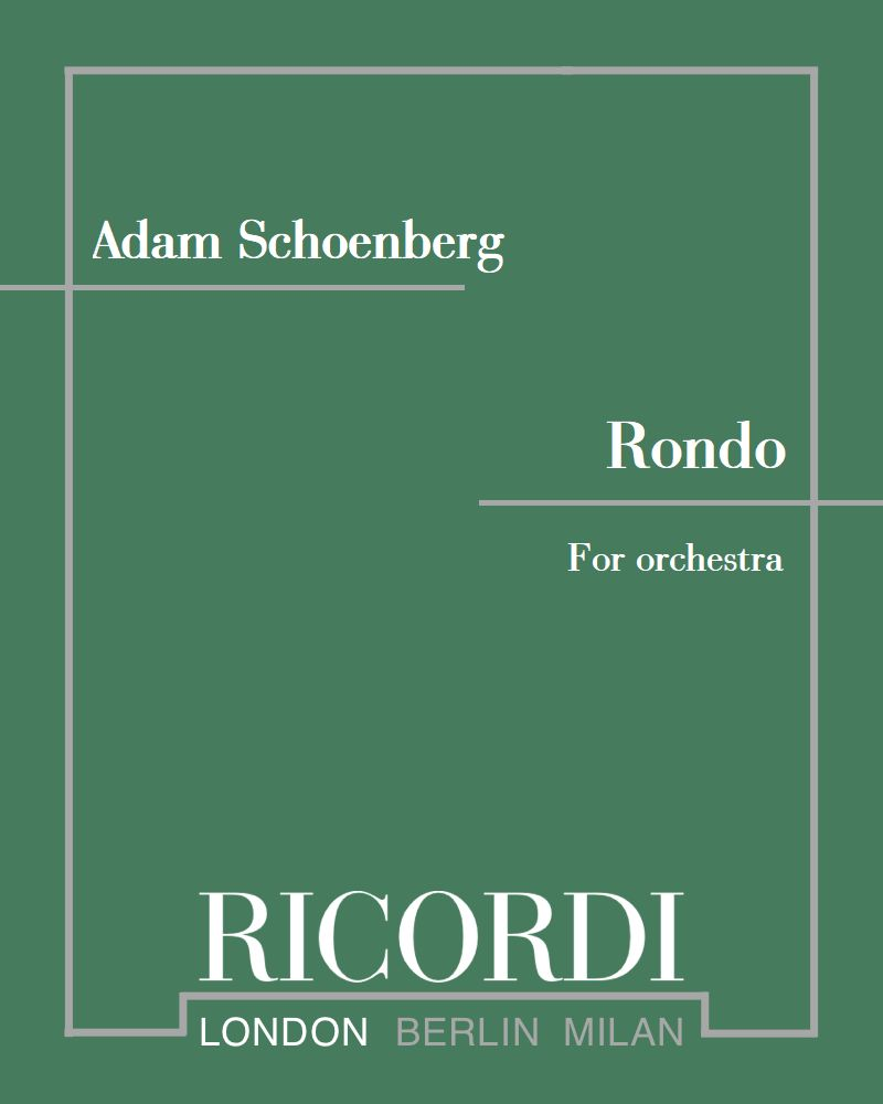 """Rondo (from """"American Symphony"""")"""
