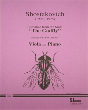 "Romance from the Suite ""The Gadfly"", Op. 97"